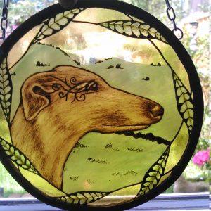fawn-greyhound